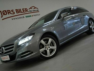 brugt Mercedes CLS350 Shooting Brake 3,0 CDi SB aut. 4-M BE