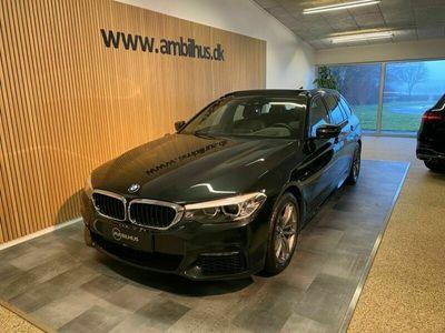 brugt BMW 530 d Touring M-Sport aut.