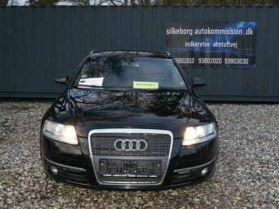 brugt Audi A6 2,7 TDi S-line Avant