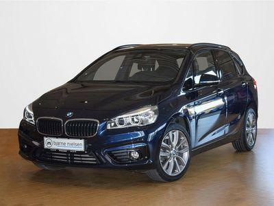 brugt BMW 218 Active Tourer d 2,0 Sport Line aut.