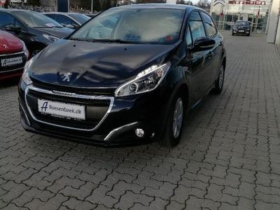 brugt Peugeot 208 Active+ K 1.6 BlueHDi 100