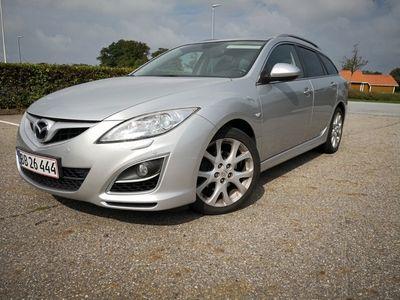brugt Mazda 6 Sport St. car. 129hk