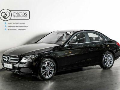usado Mercedes C220 2,2 BlueTEC aut.