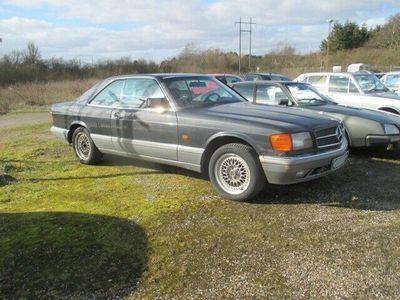brugt Mercedes 420