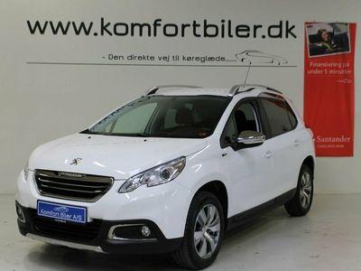 begagnad Peugeot 2008 1,2 VTi 82 Style