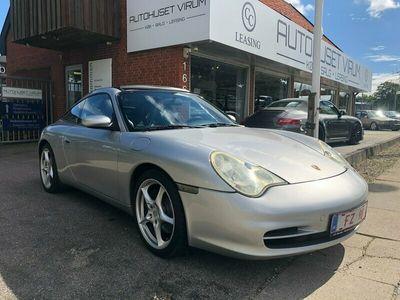 brugt Porsche 911 911 TargaTarga Targa 3.6 - 320 hk Targa 3.6 - 320 hk