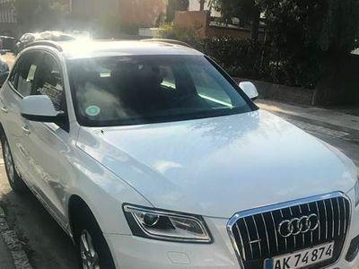 brugt Audi Q5 0 TDI 245 HK 5-dørs QUATTRO S tronic