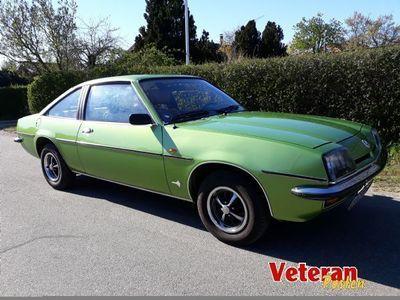 brugt Opel Manta B