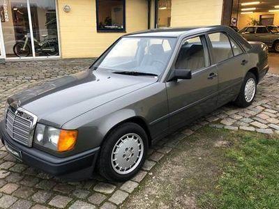 brugt Mercedes 200 2,0 4-dørs sedan