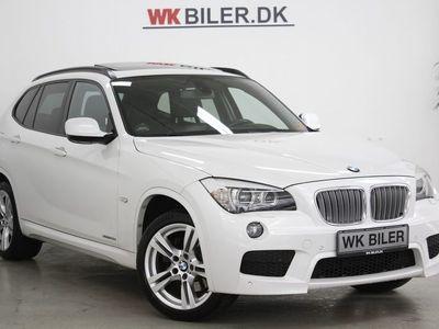 brugt BMW X1 2,0 xDrive23d M-Sport aut.