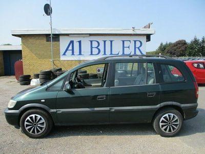 brugt Opel Zafira 2,0 Di 16V Comfort