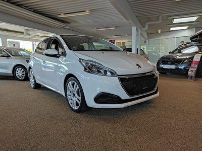 brugt Peugeot 208 1,6 BlueHDi Active Plus 100HK 5d