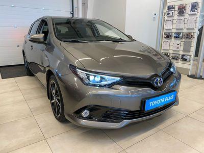 brugt Toyota Auris Hybrid 1,8 B/EL Selected 136HK 5d Aut.
