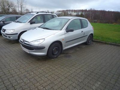 begagnad Peugeot 206 1,9 XR