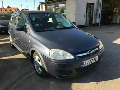 brugt Opel Corsa 1,2 Limited