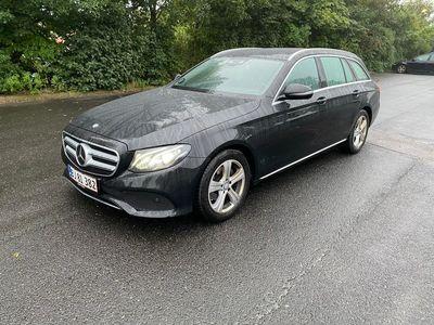 brugt Mercedes E220 2.0 194 HK Business