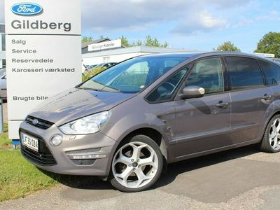gebraucht Ford S-MAX 2,0 TDCi 163 Collection