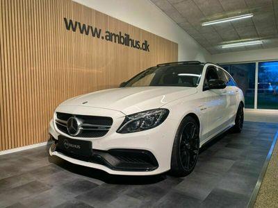 brugt Mercedes C63 AMG AMG S stc. aut.