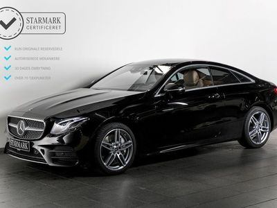 used Mercedes E300 0 AMG Line Coupé aut.