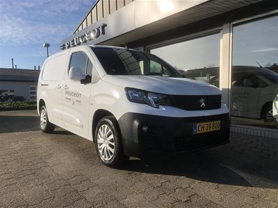 brugt Peugeot Partner L2 V2 1,5 BlueHDi Ultimate Launch 100HK Van