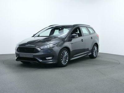 brugt Ford Focus 1,5 TDCi ST-Line Powershift 120HK Stc 6g Aut. A+