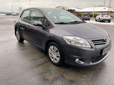 brugt Toyota Auris 1,6 VVT-I T2 132HK 5d C