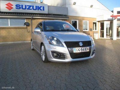 brugt Suzuki Swift 1,6 VVT Sport 136HK 3d 6g