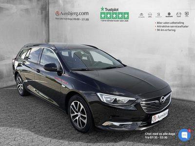 brugt Opel Insignia Sports Tourer 1,6 CDTI Dynamic Start/Stop 136HK Stc 6g Aut.