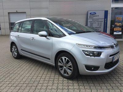 brugt Citroën Grand C4 Picasso 2,0 Blue HDi Intensive 150HK 6g