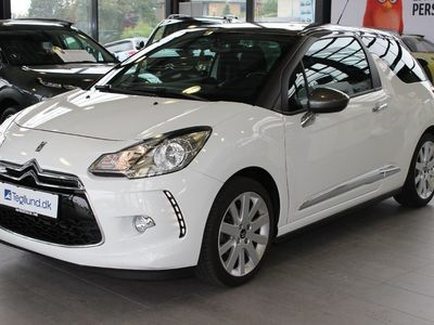 brugt Citroën DS3 e-HDi 90 Style