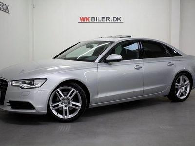 brugt Audi A6 2,8 FSi 204 quattro S-tr.