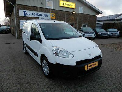 usata Peugeot Partner 1,6 HDi 90 L1 Van