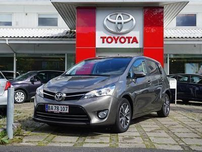 brugt Toyota Verso 1,6 D-4D DPF T2 Touch 112HK 6g