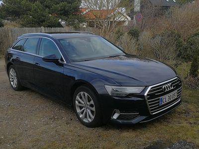 brugt Audi A6 AVANT 40 TDI 204 HK 5-dørs S tronic