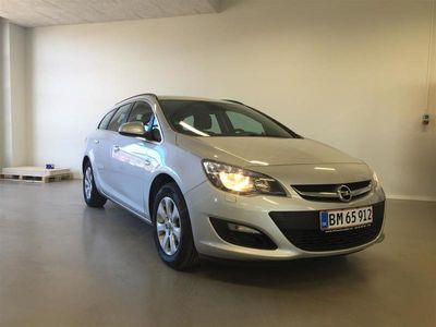 brugt Opel Astra Sports Tourer 1,6 CDTI Enjoy Start/Stop 110HK Stc 6g