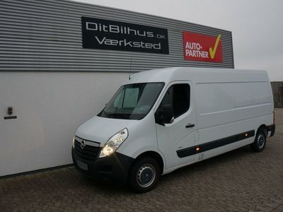 brugt Opel Movano 2,3 CDTi 125 Van L3H2
