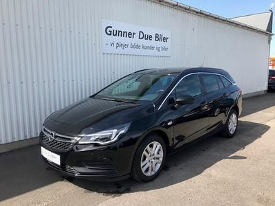 begagnad Opel Astra 1,6 CDTI Enjoy Start/Stop 110HK Stc 6g