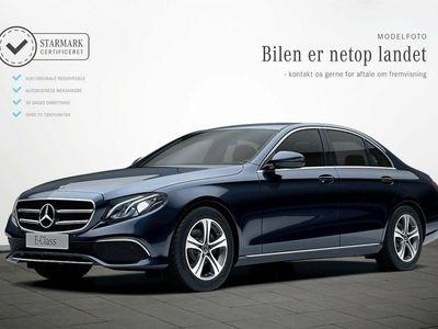 gebraucht Mercedes E220 2,0 aut.