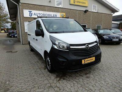 brugt Opel Vivaro 1,6 CDTi 90 Edition L2H1