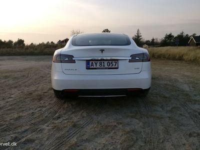 brugt Tesla Model S 90D el EL 4x4 428HK 5d Aut.