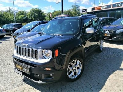 brugt Jeep Renegade 1,4 M-Air 140 Limited