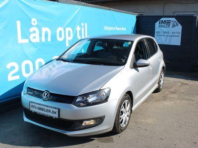 brugt VW Polo 1,2 TDi 75 BlueMotion 5d