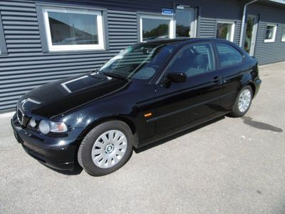 used BMW 316 Compact Ti 1,8