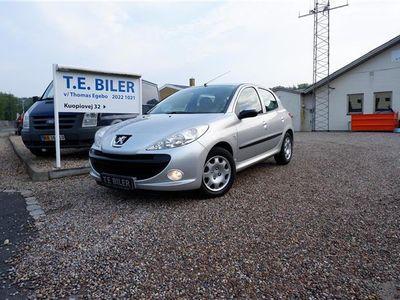brugt Peugeot 206+ 1,4 Comfort Plus 75HK 5d