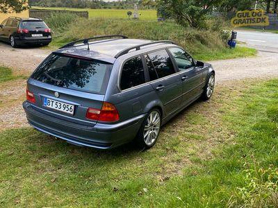 brugt BMW 330 e46 d super flot impoter