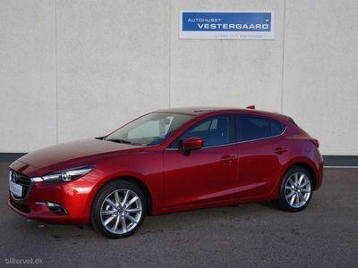 gebraucht Mazda 3 2,0 Skyactiv-G Optimum 120HK 6g