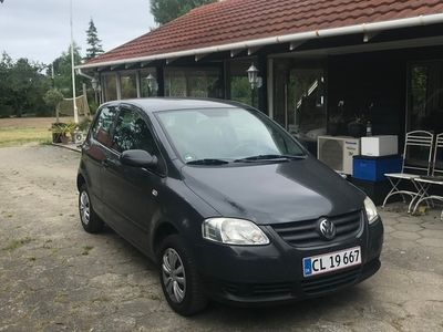 brugt VW Fox 1,2