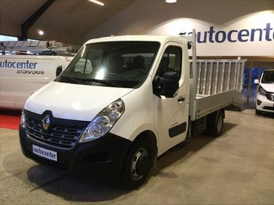 brugt Renault Master III T35 dCi 170 L3 Chassis