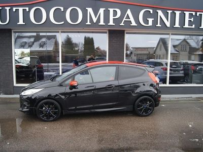 brugt Ford Fiesta 1,0 SCTi 140 Black Edition