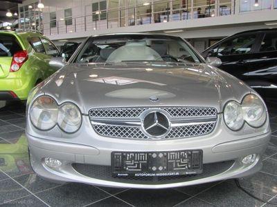 käytetty Mercedes SL350 3,7 245HK Cabr. 6g